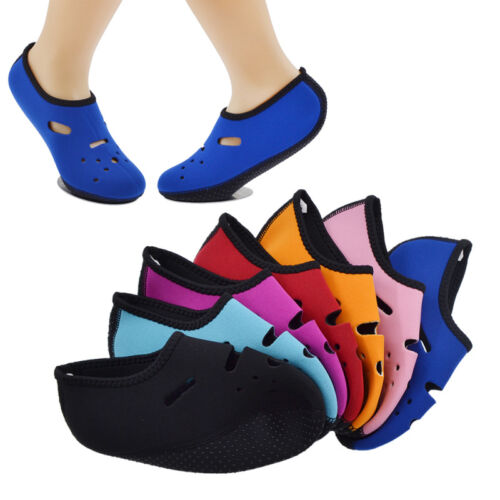 1 Pair Snorkeling Socks Diving Scuba Surfing Swimming Socks Boots Neoprene 3mm