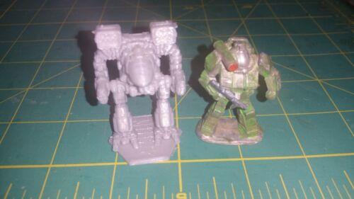 Battletech Clan Mad Cat Timberwolf Omnimech Plastic