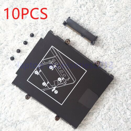 LOT OF 10 New For HP EliteBook 9470M 9480M SATA Hard Drive Caddy Connector