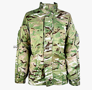 Genuine-British-Army-Multicam-MTP-Shirt-Jacket-PCS-Type-New