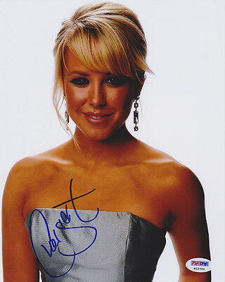 Autographs-original Chelsie Hightower Signed 8x10 Photo Dancing With The Stars Psa/dna Autographed