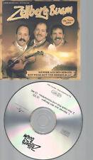 CD--PROMO--ZELLBERG BUAM--MÄNNER AUS DEN BERGEN