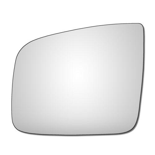 Left Hand Passenger Side Mercedes Vito Van 2009-2015 Convex Wing Mirror Glass