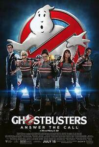 About ghostbusters original ds movie poster 27x40 d s 2016 final