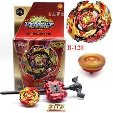 2018 Beyblade Burst B-128 CHO-Z SPRIGGAN.OW.ZT Toys With Launcher Set Kids Gifts
