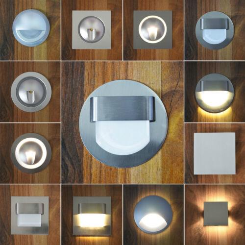 LED Treppenlicht Treppenbeleuchtung Treppenleuchte Stufenlicht Stufen Leuchte