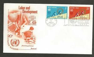 UNITED-NATIONS-1969-The-50th-Anniversary-of-I-L-O-F-D-COVER