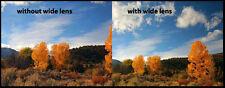 52mm Wide Lens + UV,CPL,FLD,IR950 Filters for Nikon D40 D50 D60 D70 D7200 D3200
