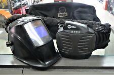 Miller 235672 Wedling System Powered Air Purifying Respirator Miller Helmet