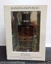 Banana Republic Republic of Women Eau De Parfum 1.7 oz / 50ml EDP NIB
