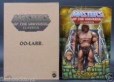 2015 MOTU Oo-Larr MOTUC Masters of the Universe Classics MOC Eternia Exclusive