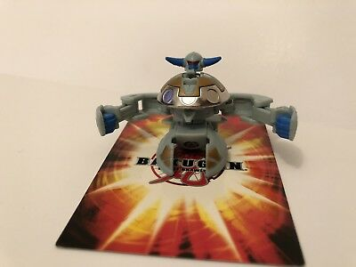 Bakugan Shadow Vulcan Darkus Haos Subterra New Vestroia Series /& 2 cards