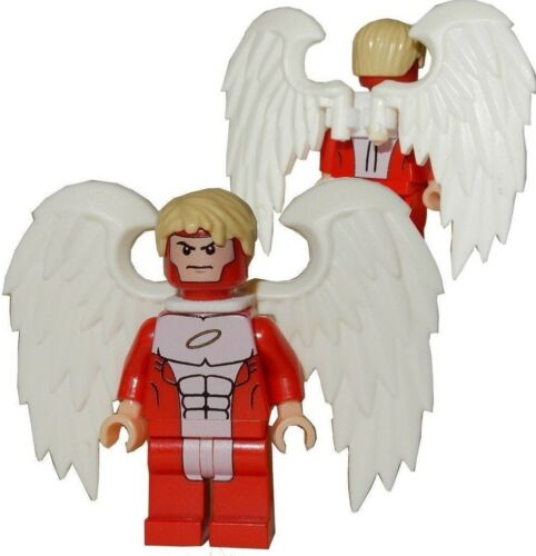 ANGEL Marvel Universe X-Men Block Minifigure **NEW** Custom Printed