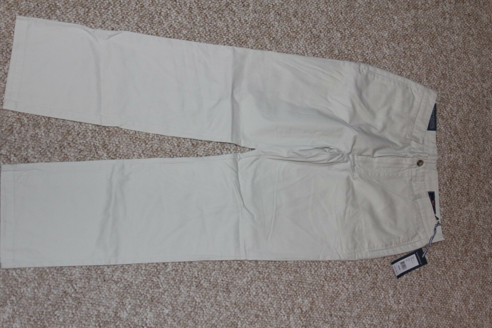 Vineyard Vines Classic Club Pants, Stone 34 32 New w  Tags