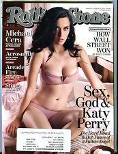 Rolling Stone Magazine August 19 2010 Katy Perry w/ML EX 032516jhe