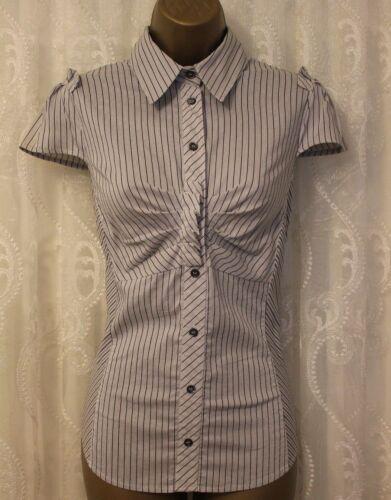 Top 14 Millen Sleeve Shirt Cotton Office 42 Stripe Collared Uk Cap Stretch Karen Fn6zqdAz