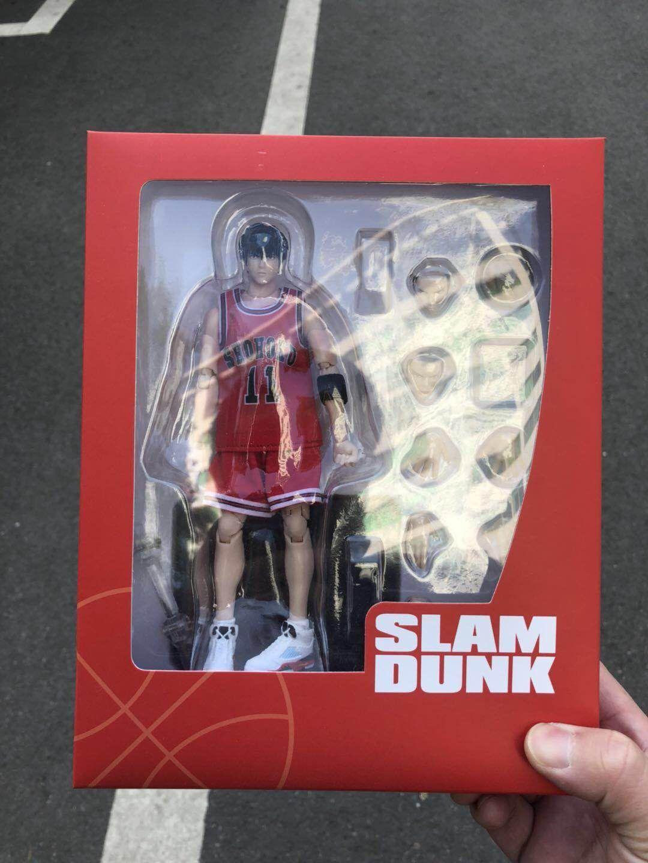 Dasin GT model 6 inch action figure anime anime anime Slam Dunk Rukawa Kaede model f9de50
