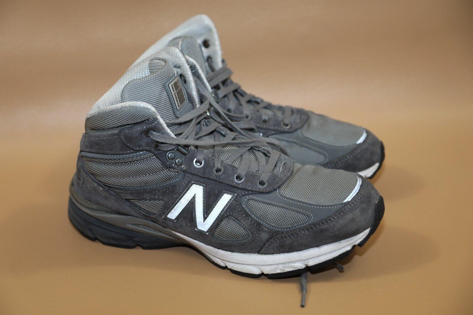 New Balance 990 V4 Mid 11 Men Sneakers Size 11 Mid b0cc7e