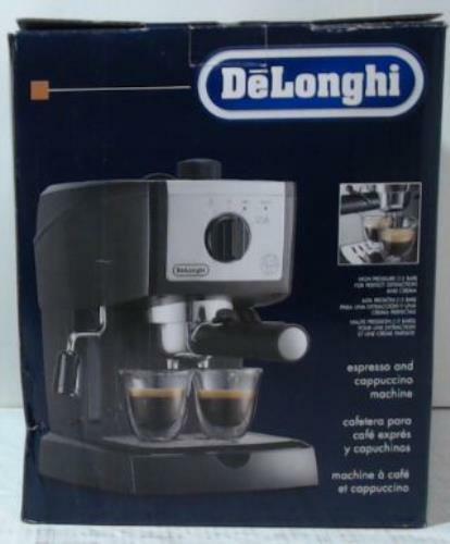 Delonghi EC155M Espresso & Cappuccino Machine $154 - READ