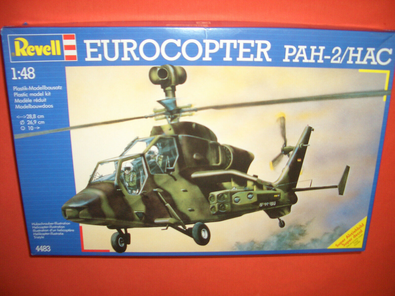 1 48 Revell 4483, EUROCOPTER PAH-2   HAC  | Clearance Sale