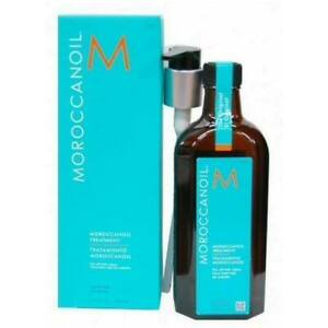 Moroccan Oil Treatment 200ml 6.8 Oz With Pump