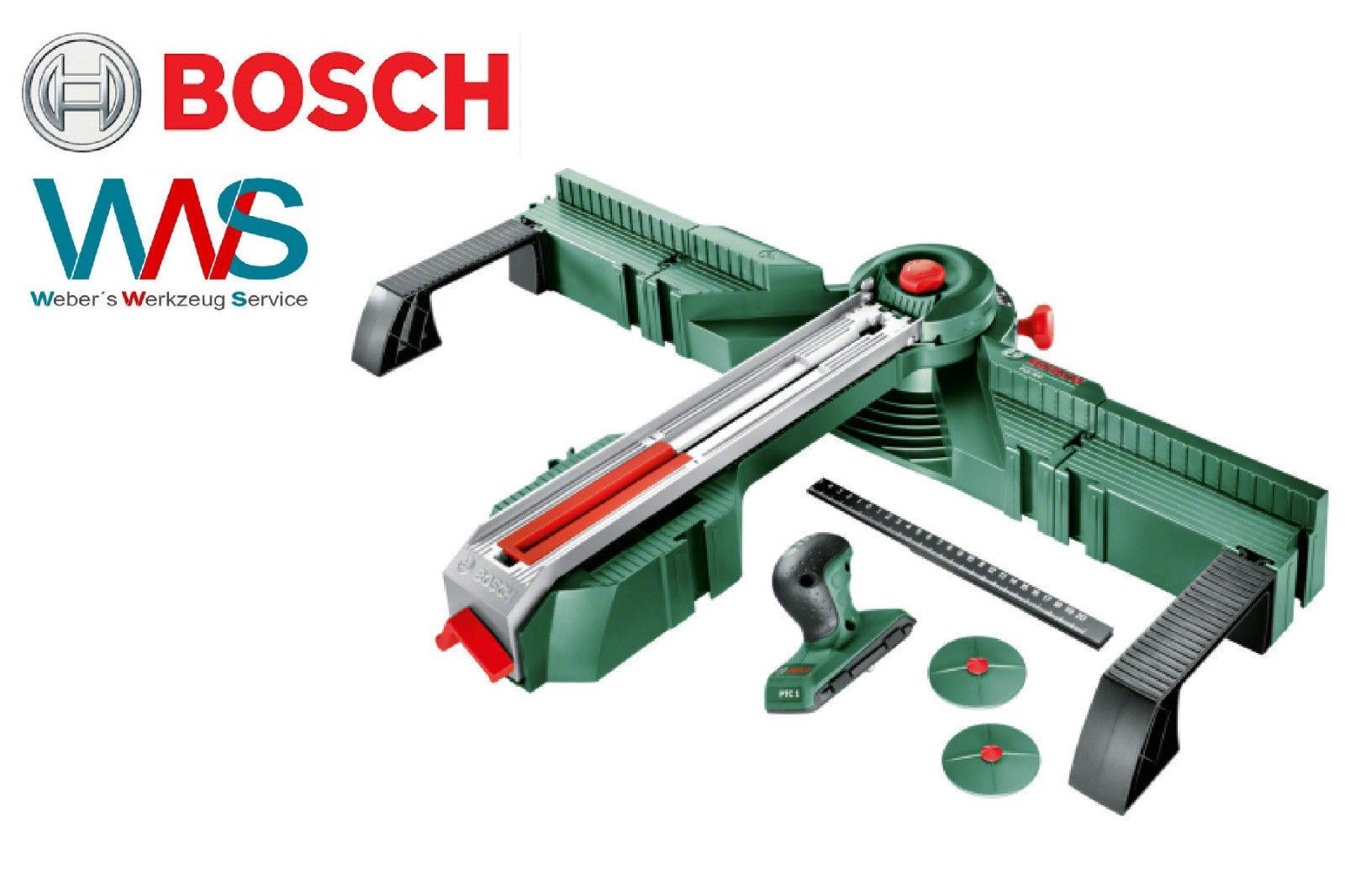 BOSCH PLS 300 Sägestation Set mit PTC 1 Fliesenschneider NEU und OVP | Ausgezeichnetes Handwerk  | Verschiedene Stile und Stile  | Online Outlet Shop