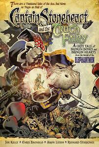 Captain-Stoneheart-And-The-Truth-Fairy-by-Joe-Kelly-2008-Graphic-Novel-Hardcover