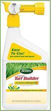 Liquid Turf Builder Lawn Fertilizer Plus 2 Weed Control Killer Dandelion 32oz