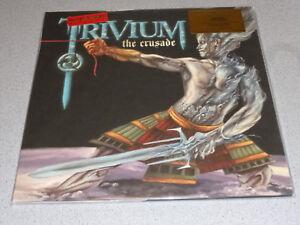TRIVIUM-The-Crusade-2LP-ltd-Edition-Vinyl-indiv-numbered-Neu-amp-OVP