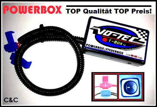 Speziell für 4 Zylinder Motoren von Peugeot Benziner Steuerbox Chiptuning-Box