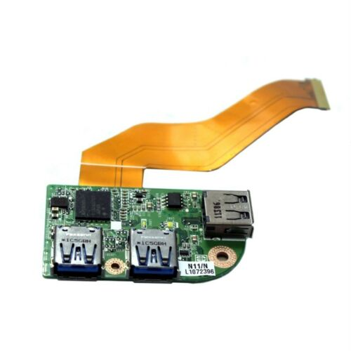 45M3V  DAGM7TB1AB0 Dell XPS 15 L501X L701X L702X USB 3.0 Port Board with Cable