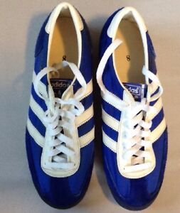 Details about Adidas Dragon Vintage 8 Deadstock New Blue