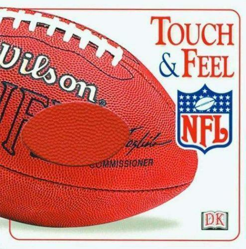 DK Publishing : Touch and Feel: NFL