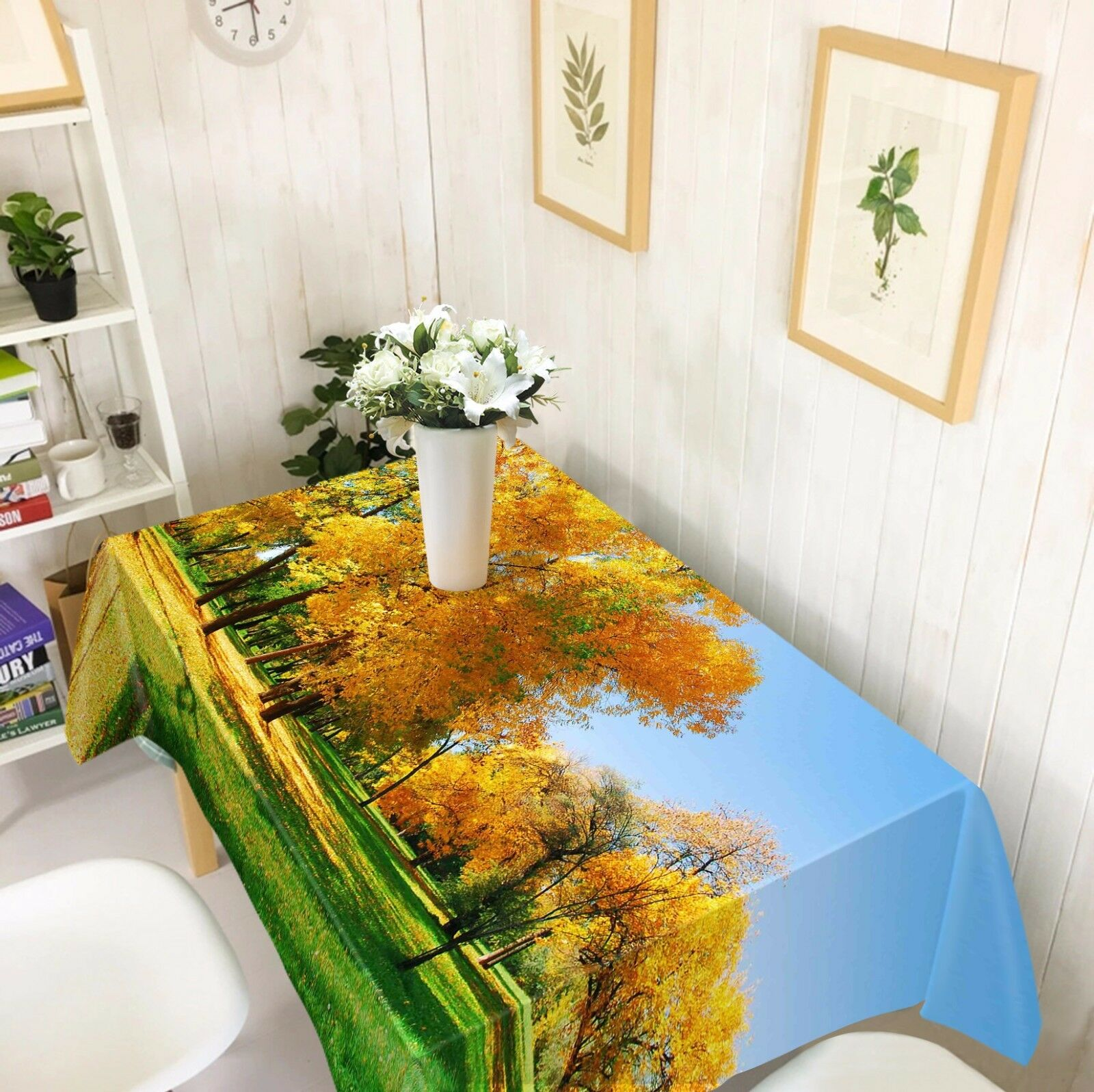 3D Forest Forest Forest sky9 Tablecloth Table Cover Cloth Birthday Party Event AJ WALLPAPER AU 5df047