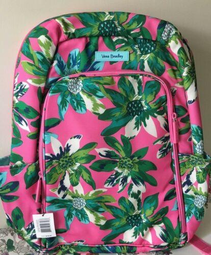 Bradley Verlichten Laptop Rugzak Vera Schoolboek Paradijs Tropisch Bloemen 4ARj5L3