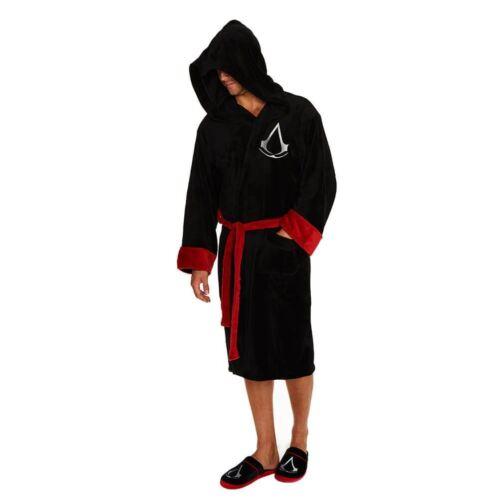 Size One ufficiale nero Accappatoio Assassin's da dell'abito dell'abito ufficiale Creed notte 5055437911455 di APB6q