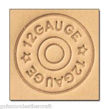 Craftool 3-D Leather Stamp Shotgun Shell (8664-00)