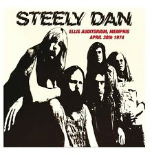 STEELY DAN - ELLIS AUDITORIUM, MEMPHIS APRIL 30th 1974 (New & Sealed) CD Live