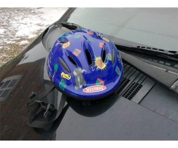 Cykelhjelm, Mustang børne cykelhjelm Str. S