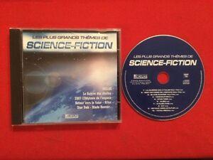 LES-PLUS-GRANDS-THEMES-DE-SCIENCE-FICTION-EDITION-ATLAS-BON-ETAT-CD