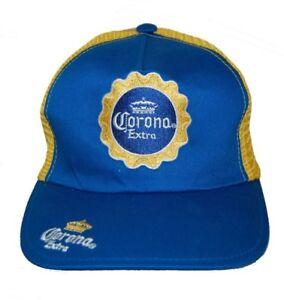 8e76bccda0a Image is loading Corona-Extra-Snapback-Hat