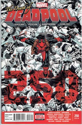 DEADPOOL #45 STANDARD COVER