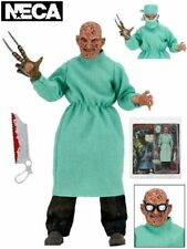 Nightmare On Elm Street 4 Actionfigur Surgeon Freddy Krüger ca 20cm Neca Neu