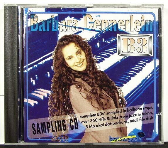 Barbara Dennerlein B3 - Samples & Loops