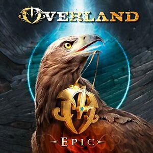 Overland-Epic-Gatefold-sleeve-180-gm-LP-vinyl