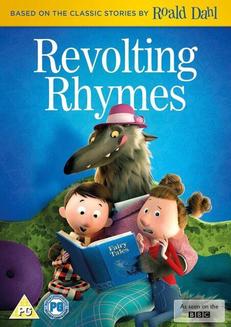 Révoltant Rhymes DVD Nouveau DVD (EO52088D)