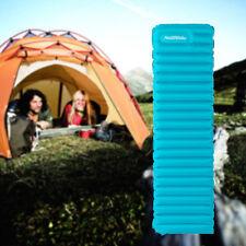 Outdoor Camping Dampproof NH Manual Inflatable Sleeping Pad Tent Mat Mattress