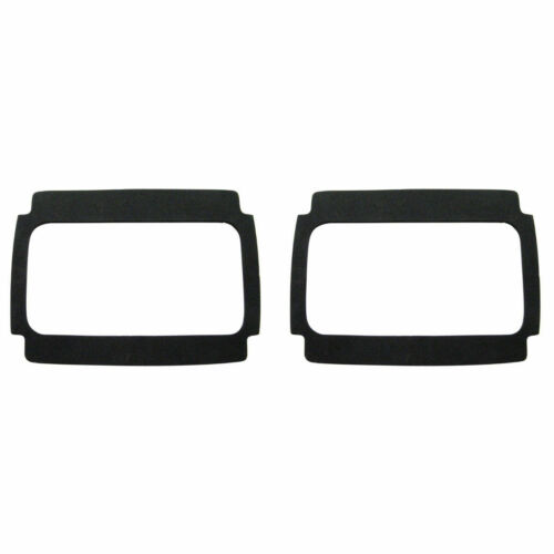 1964 1965 1966 Ford Mustang Tail Light Lens Gasket 64 65 66 Black Foam