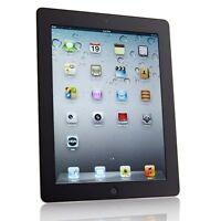 Apple iPad 4 32GB, Wi-Fi + Cellulaire 4G (débloqué), 9.7in - Noir
