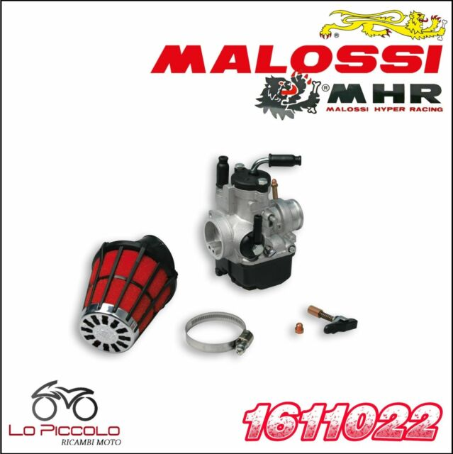 1611022 Carburateur Complet Malossi MHR Phbl 25 BS Italjet Dragster 180 2T LC